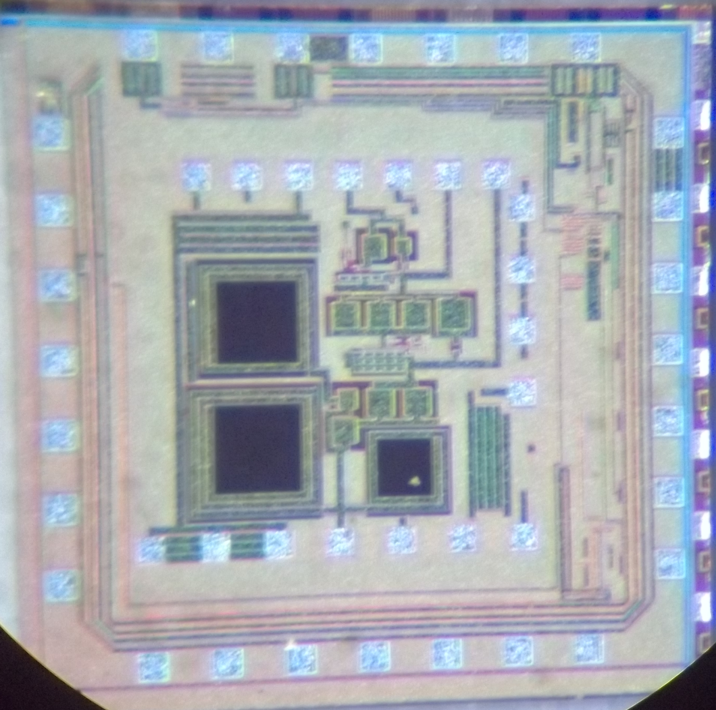 Iit Delhi Electrical Engineering Integrated Electronics And Jigmod Electronic Circuit Building System Electronicslab Chip Photo