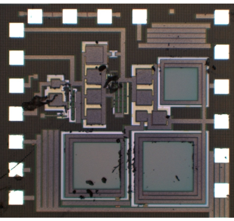 Iit Delhi Electrical Engineering Integrated Electronics And Analog Circuits Digital Quora Department Of Chip Photo